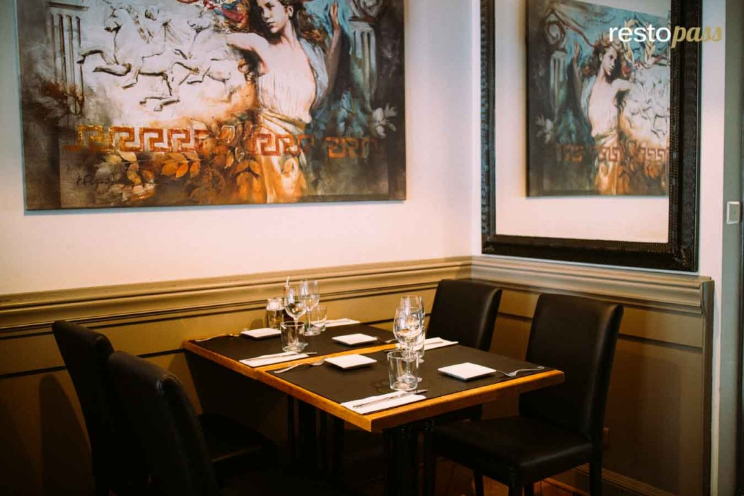 La Trilogia restaurant grec