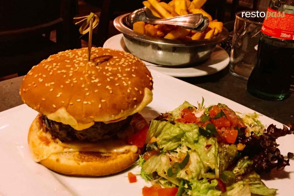 brasserie Auderghem burger