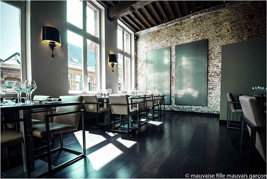 Balade à Mons restaurant