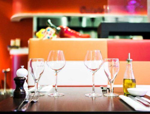 CO2 restaurant chatelain
