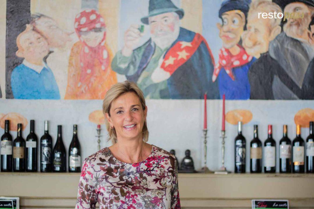 La cène : cuisine éclectique et décor atypique