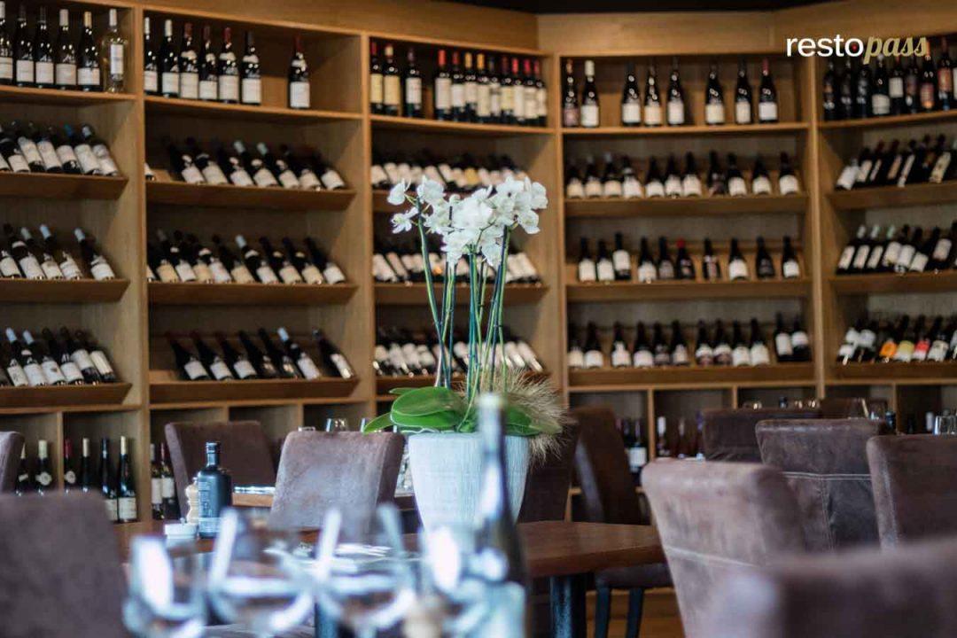 resto des halles cave à vin et restaurant