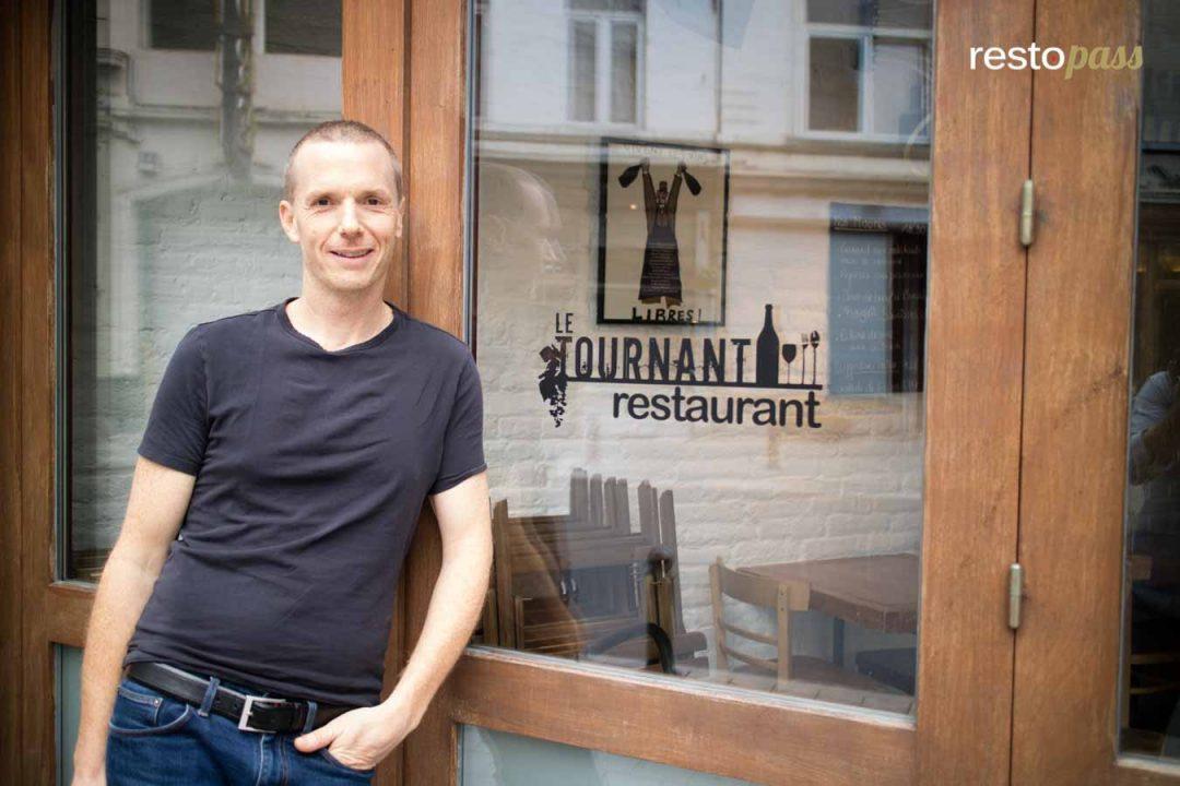 restaurant le Tournant à Ixelles