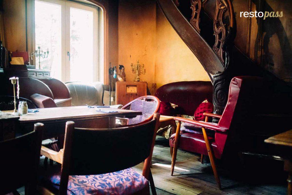 restaurant Le Malte salle