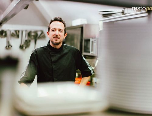meet the chefs : Cédric du Cospaïa