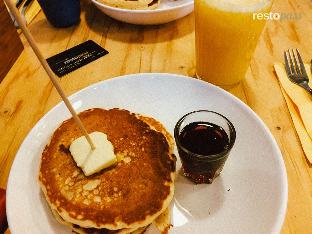 petit-déjeuner Yéti