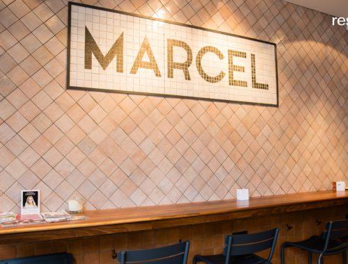 nouveaux restaurants : marcel burger bar