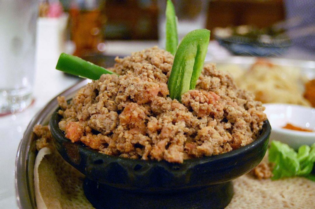 cuisine éthiopienne