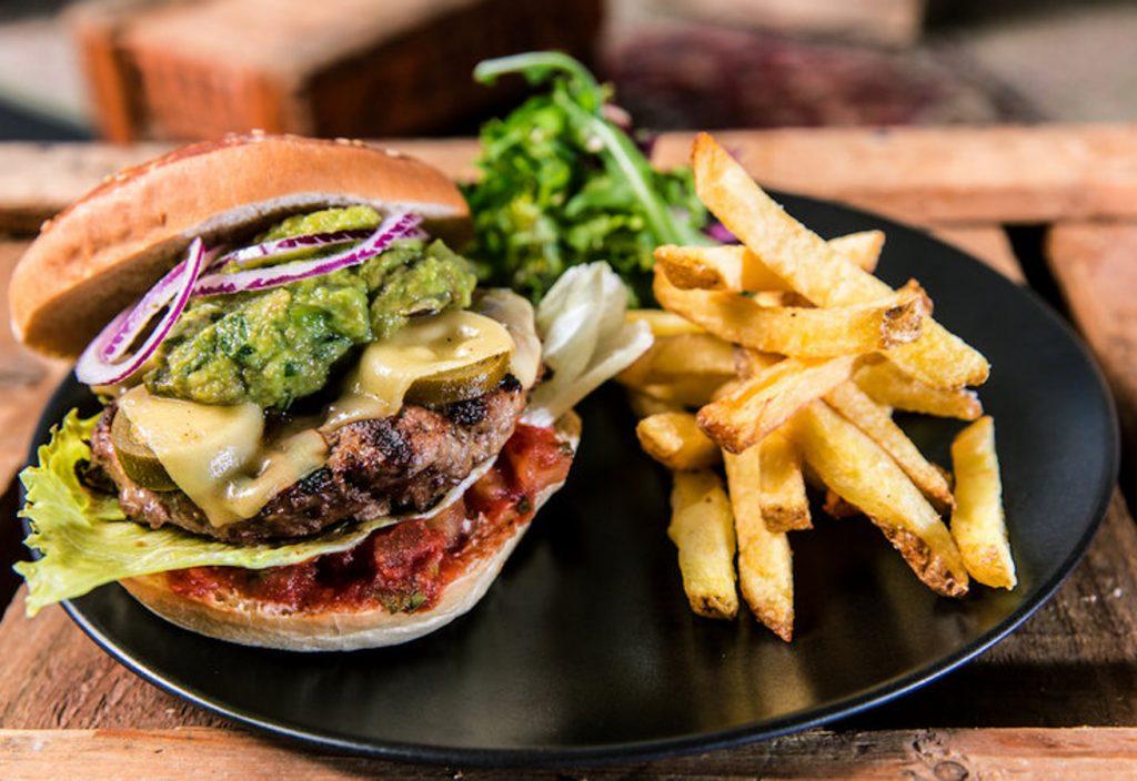 burger de l'amour fou Le Gringo