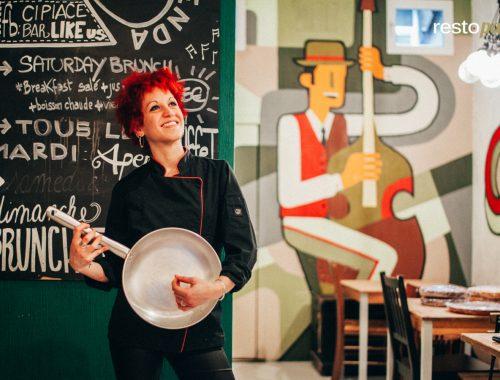 Meet the chef : Roberta du Cipiace