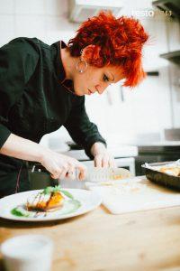 Meet the chefs : Roberta du Cipiace