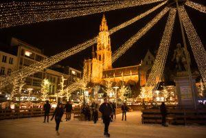 Top 5 Kerstmarkten: Antwerpen