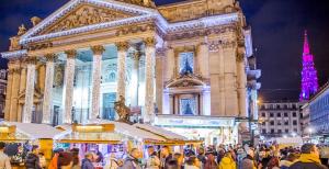 Top 5 Kerstmarkten: Brussel
