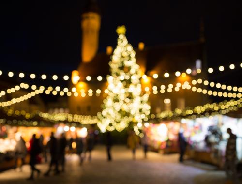 Kerstmarkten in België