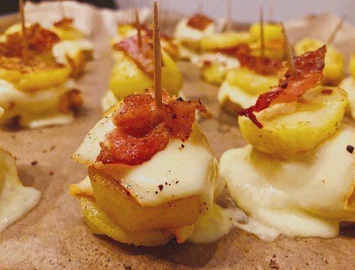 recette restopass pomme de terre raclette